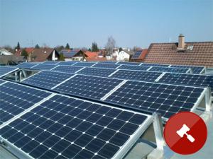 Kaufvertrag bei Photovoltaikanlagen