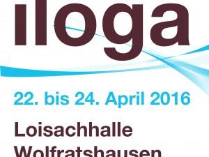 Auf der iloga in Wolfratshausen