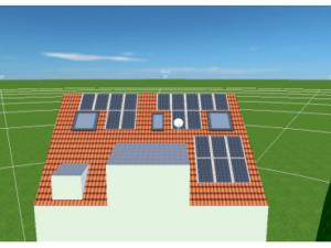 Konzepterstellung Photovoltaikanlage Mehrfamilienhaus M37, München