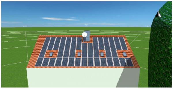 Konzepterstellung Photovoltaikanlage Mehrfamilienhäus K7, München